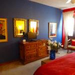 Pablo Picasso bedroom
