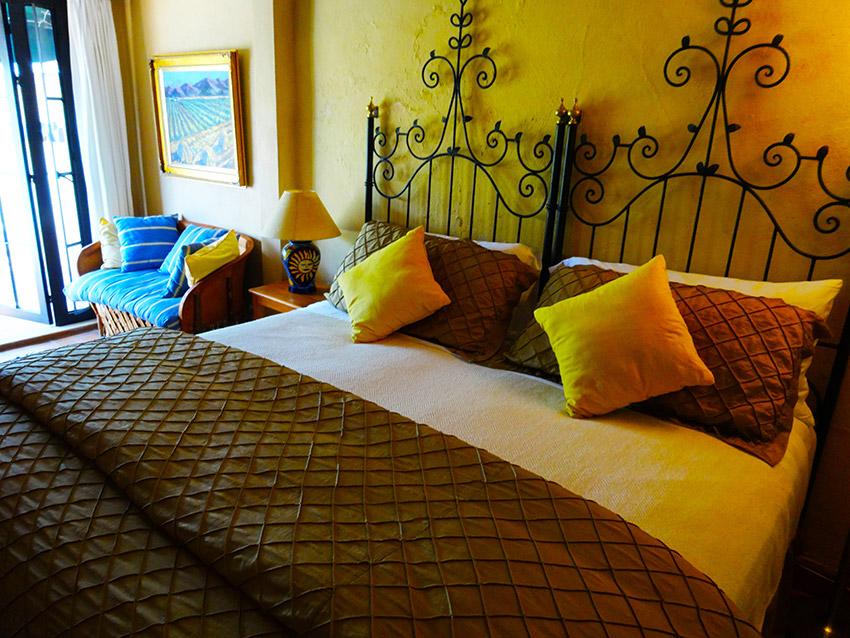 Vincent van Gogh bedroom